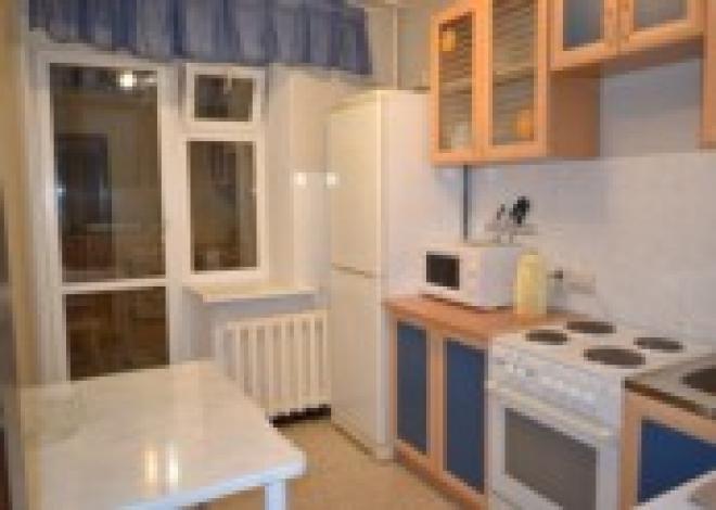 1-комнатная квартира посуточно (вариант № 154), ул. Учебная улица, фото № 2
