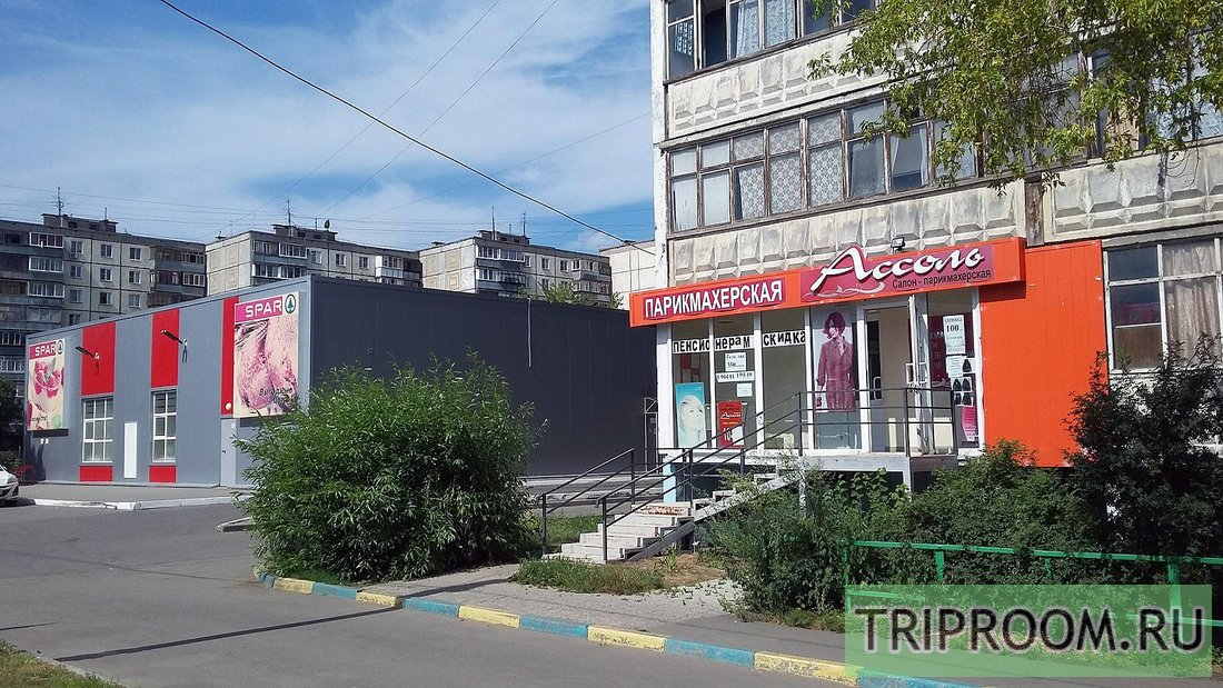 1-комнатная квартира посуточно (вариант № 19817), ул. Агалакова улица, фото № 18