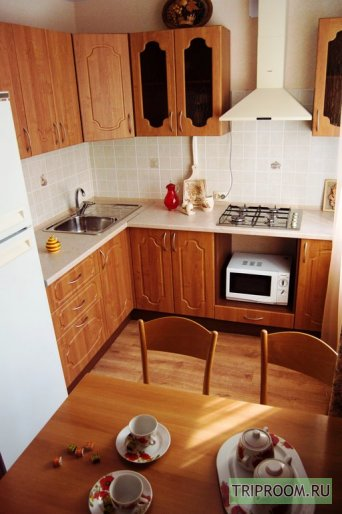 2-комнатная квартира посуточно (вариант № 52420), ул. газеты звезда, фото № 11