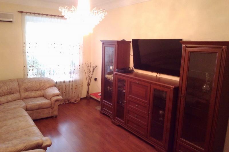 2-комнатная квартира посуточно (вариант № 2369), ул. Ленина улица, фото № 16