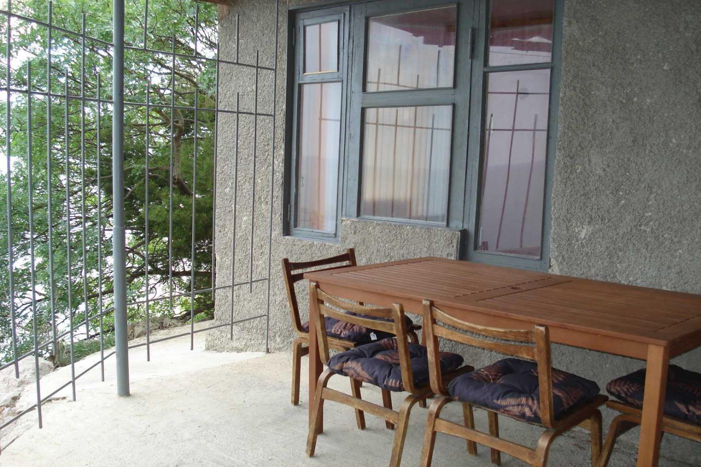 2-комнатная квартира посуточно (вариант № 876), ул. Кастрополь, ул. Кипарисная улица, фото № 6