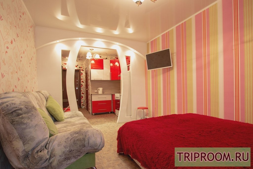 1-комнатная квартира посуточно (вариант № 65359), ул. Светлогорский переулок, фото № 1