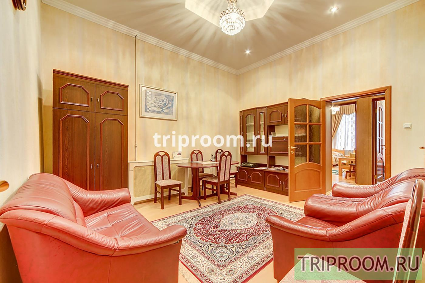 4-комнатная квартира посуточно (вариант № 20160), ул. Реки Мойки набережная, фото № 23