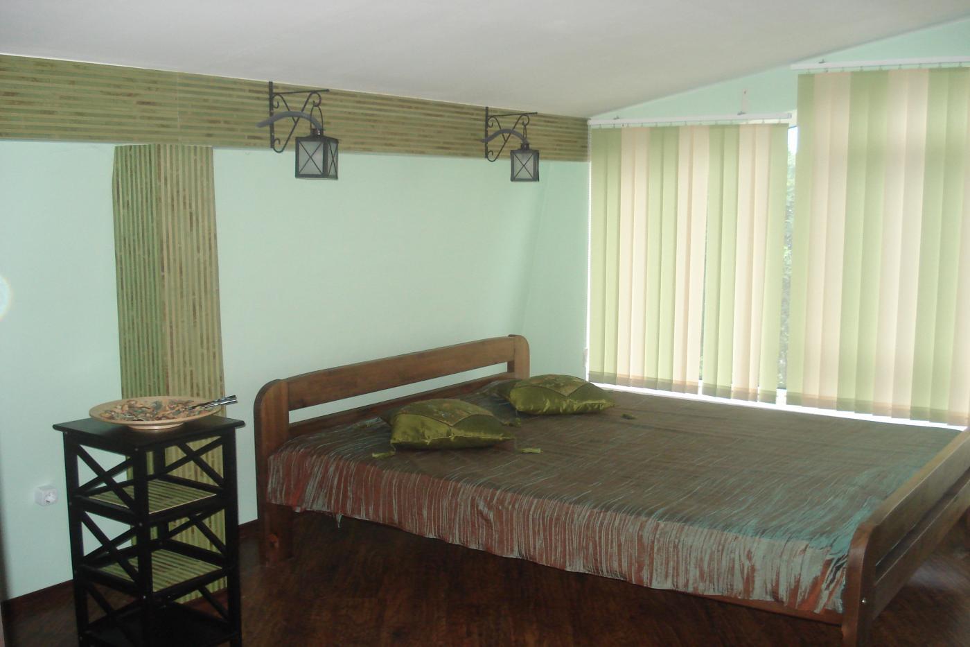 2-комнатная квартира посуточно (вариант № 858), ул. Кастрополь, ул. Кипарисная улица, фото № 12