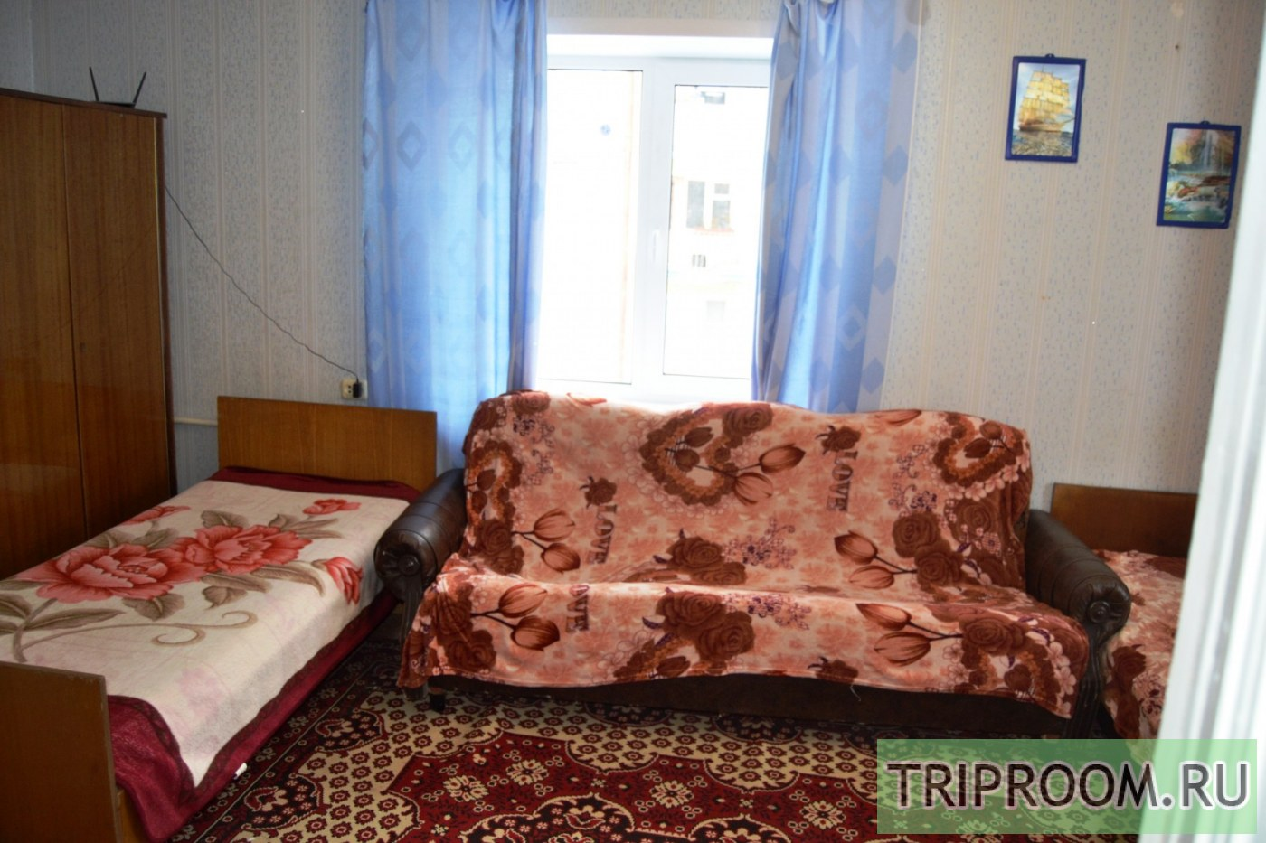 1-комнатная квартира посуточно (вариант № 38767), ул. Дохтурова улица, фото № 3