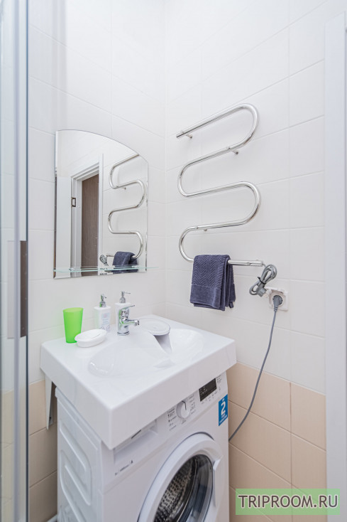 1-комнатная квартира посуточно (вариант № 42571), ул. Пулковское шоссе, фото № 11