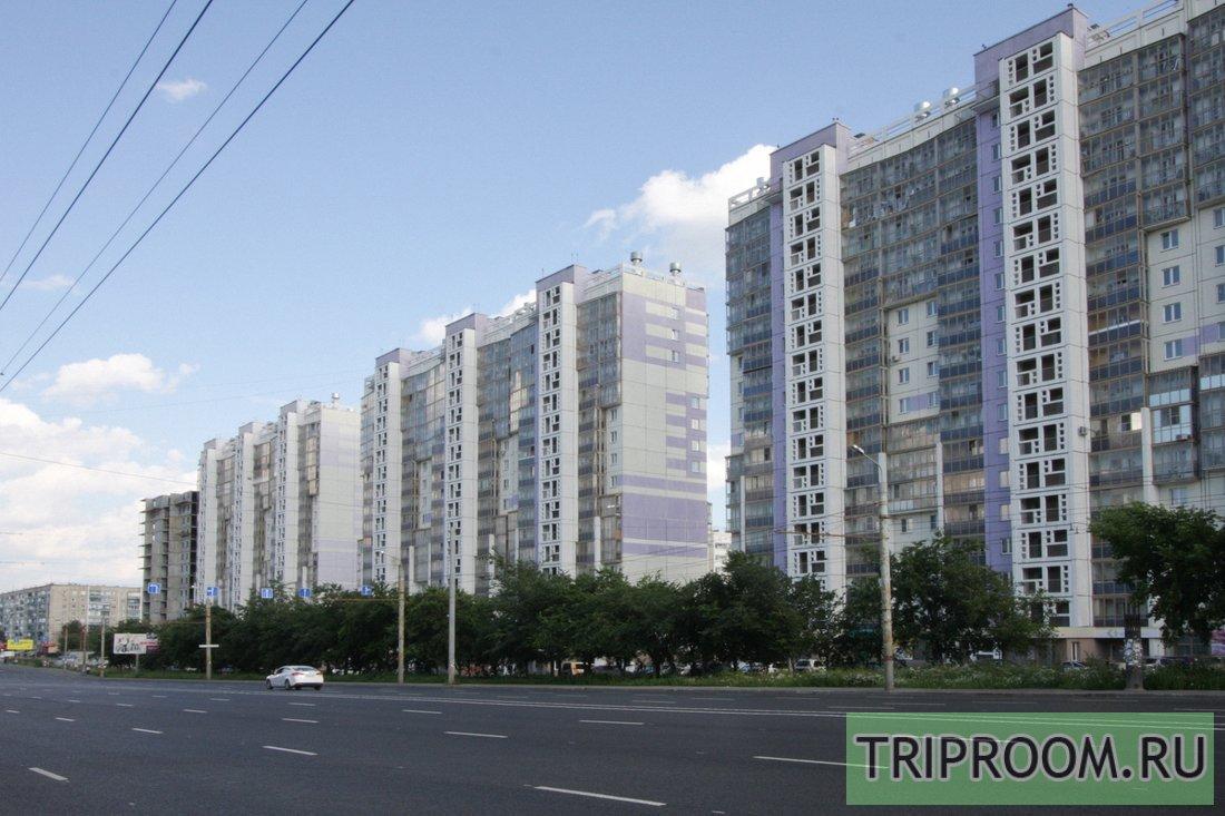 1-комнатная квартира посуточно (вариант № 38803), ул. Братьев Кашириных улица, фото № 16