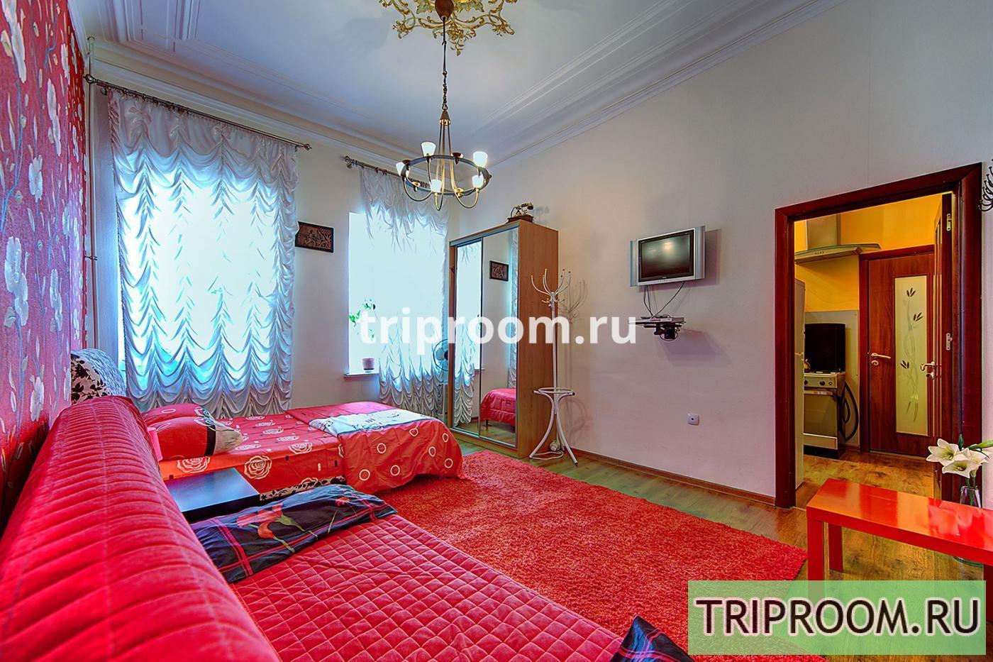 1-комнатная квартира посуточно (вариант № 15073), ул. Итальянская улица, фото № 1