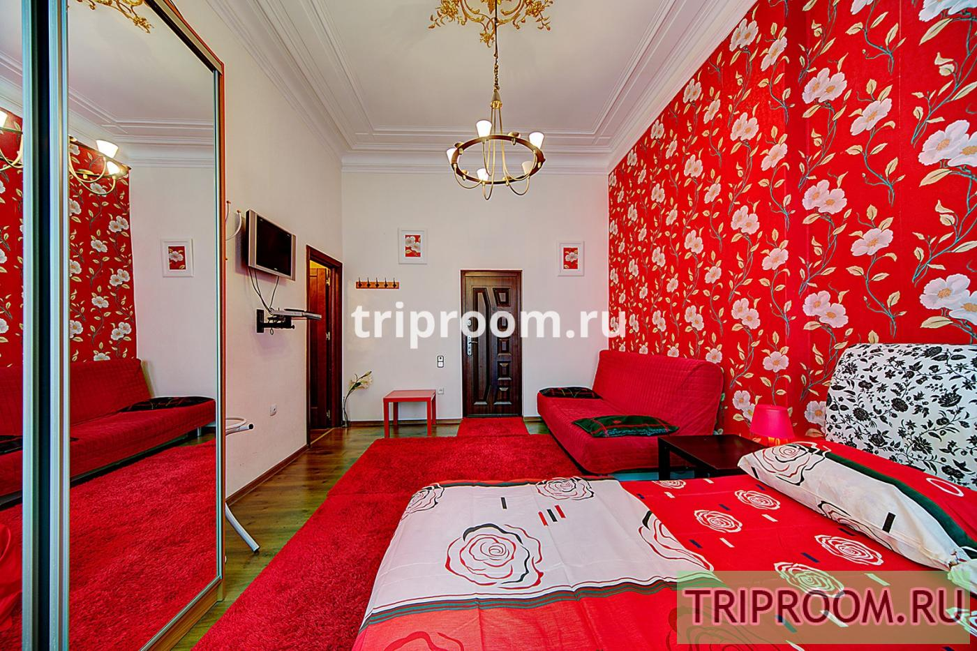 1-комнатная квартира посуточно (вариант № 15073), ул. Итальянская улица, фото № 4