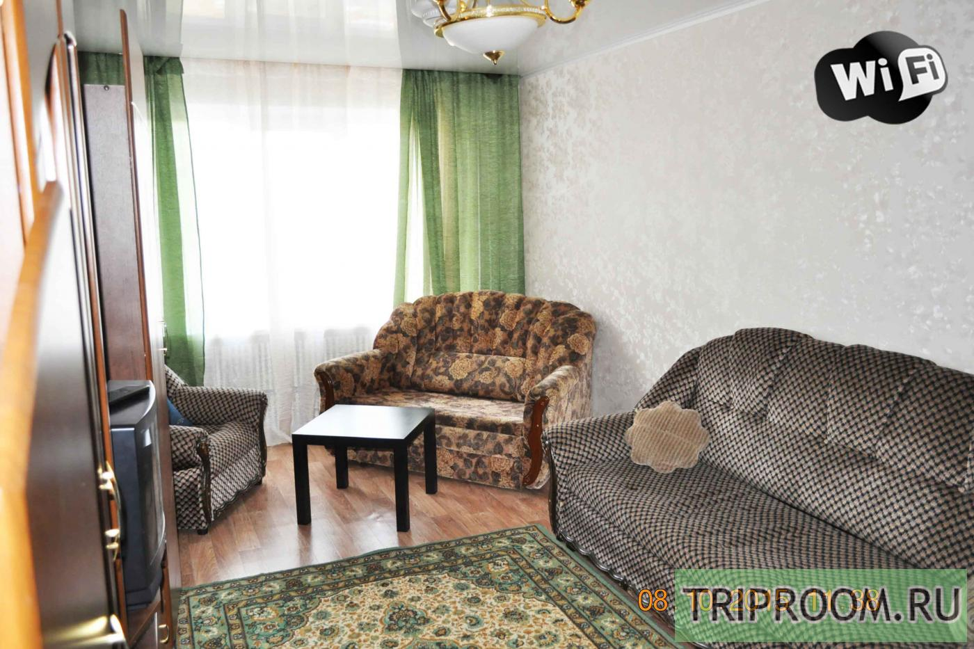 2-комнатная квартира посуточно (вариант № 11708), ул. Амосова улица, фото № 19