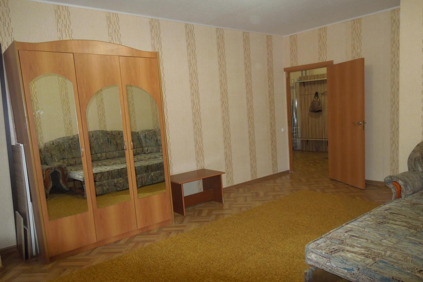 1-комнатная квартира посуточно (вариант № 1933), ул. Краснознаменная улица, фото № 3