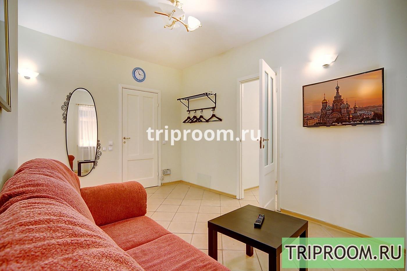 3-комнатная квартира посуточно (вариант № 14749), ул. Большая Конюшенная улица, фото № 1