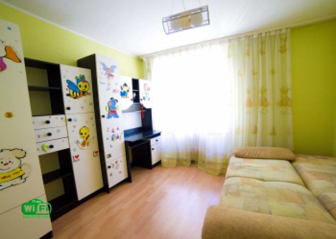 3-комнатная квартира посуточно (вариант № 202), ул. Уссурийский бульвар, фото № 6