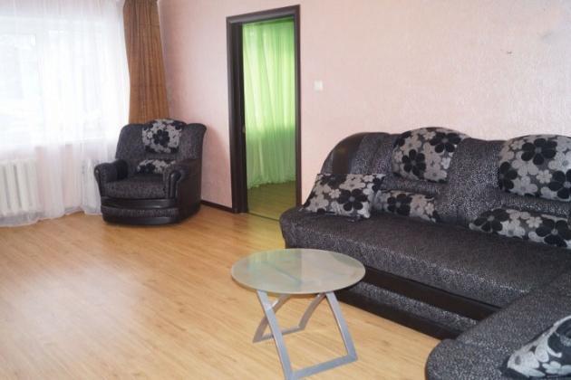 3-комнатная квартира посуточно (вариант № 4139), ул. Циолковского улица, фото № 5