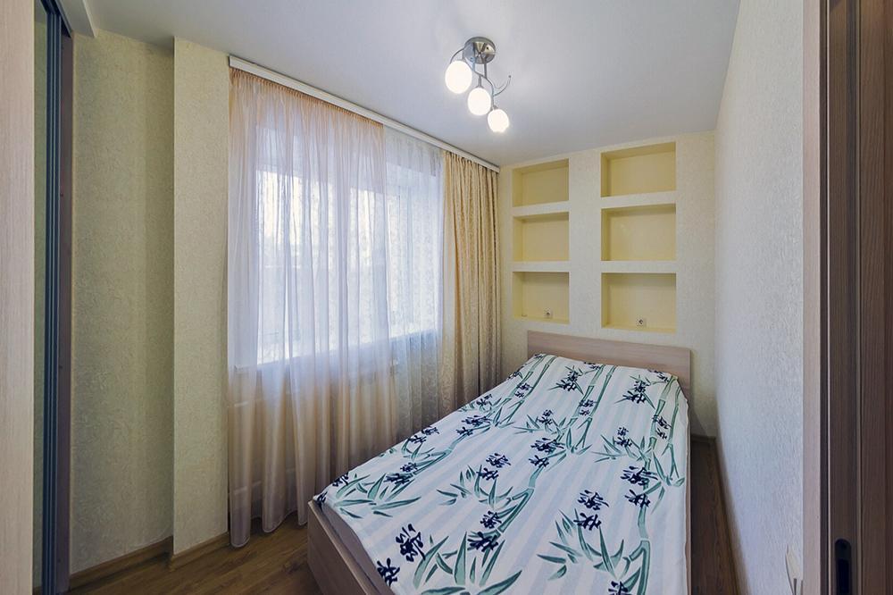 2-комнатная квартира посуточно (вариант № 4405), ул. Геодезическая улица, фото № 7