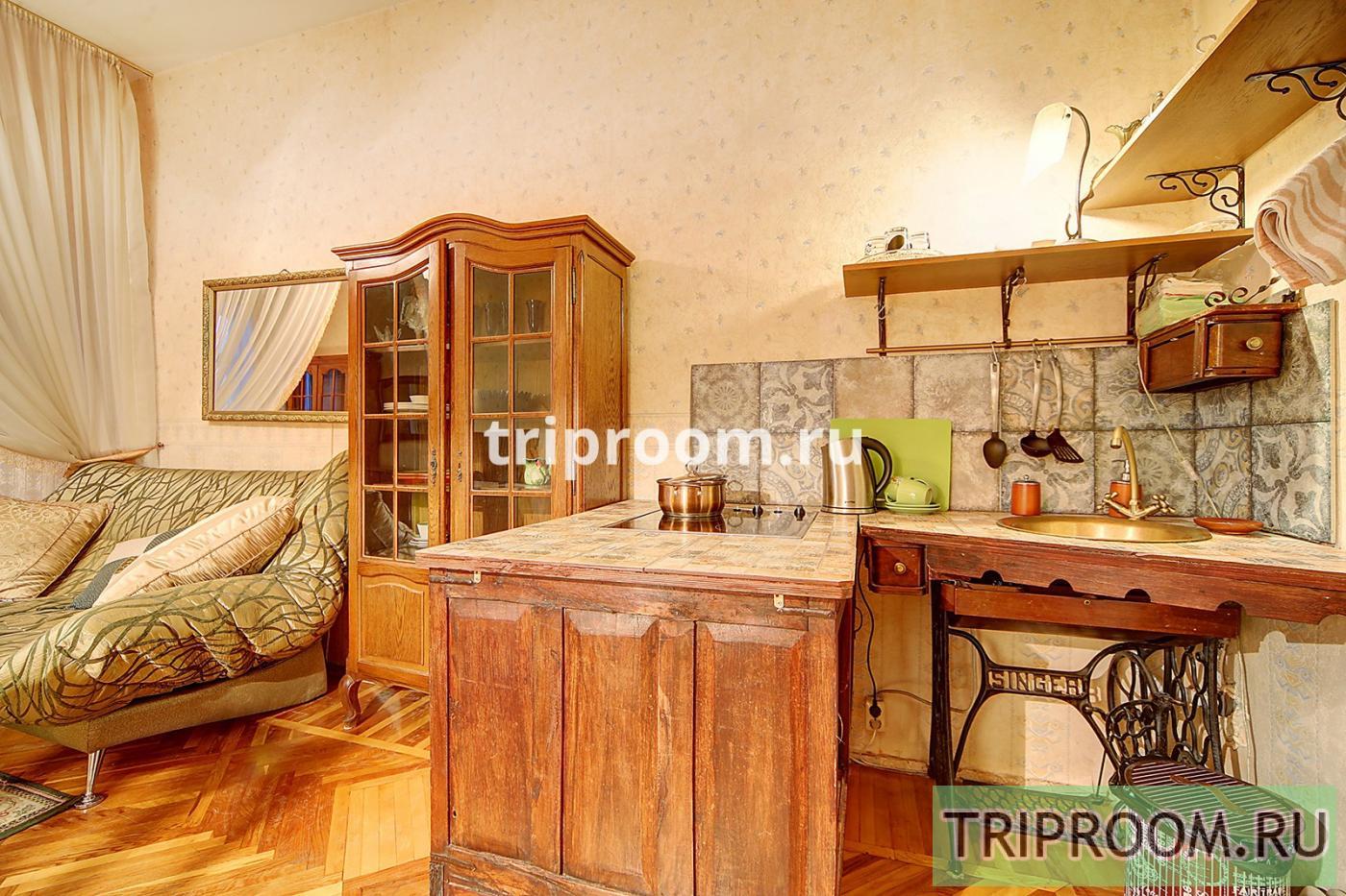 1-комнатная квартира посуточно (вариант № 15445), ул. Лиговский проспект, фото № 12