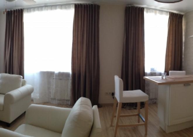 1-комнатная квартира посуточно (вариант № 64), ул. Мавлютова улица, фото № 6