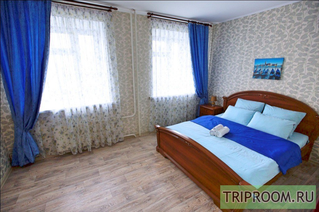 2-комнатная квартира посуточно (вариант № 36965), ул. Игоря Киртбая улица, фото № 2