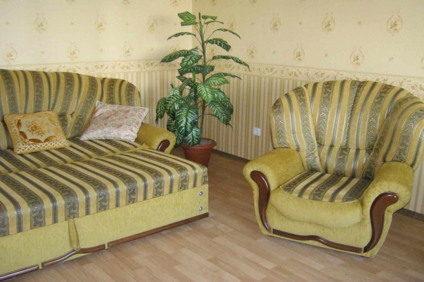 3-комнатная квартира посуточно (вариант № 1546), ул. Героев Сталинграда проспект, фото № 9