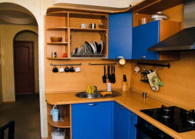 3-комнатная квартира посуточно (вариант № 191), ул. Уинская улица, фото № 6
