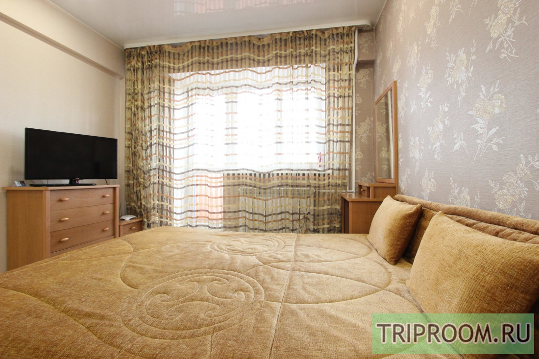 1-комнатная квартира посуточно (вариант № 55321), ул. Советская/Лызина, фото № 3