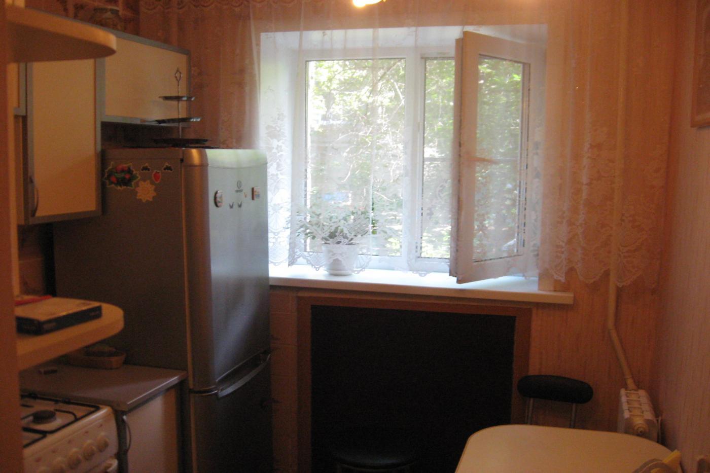 1-комнатная квартира посуточно (вариант № 2676), ул. Ворошилова улица, фото № 4