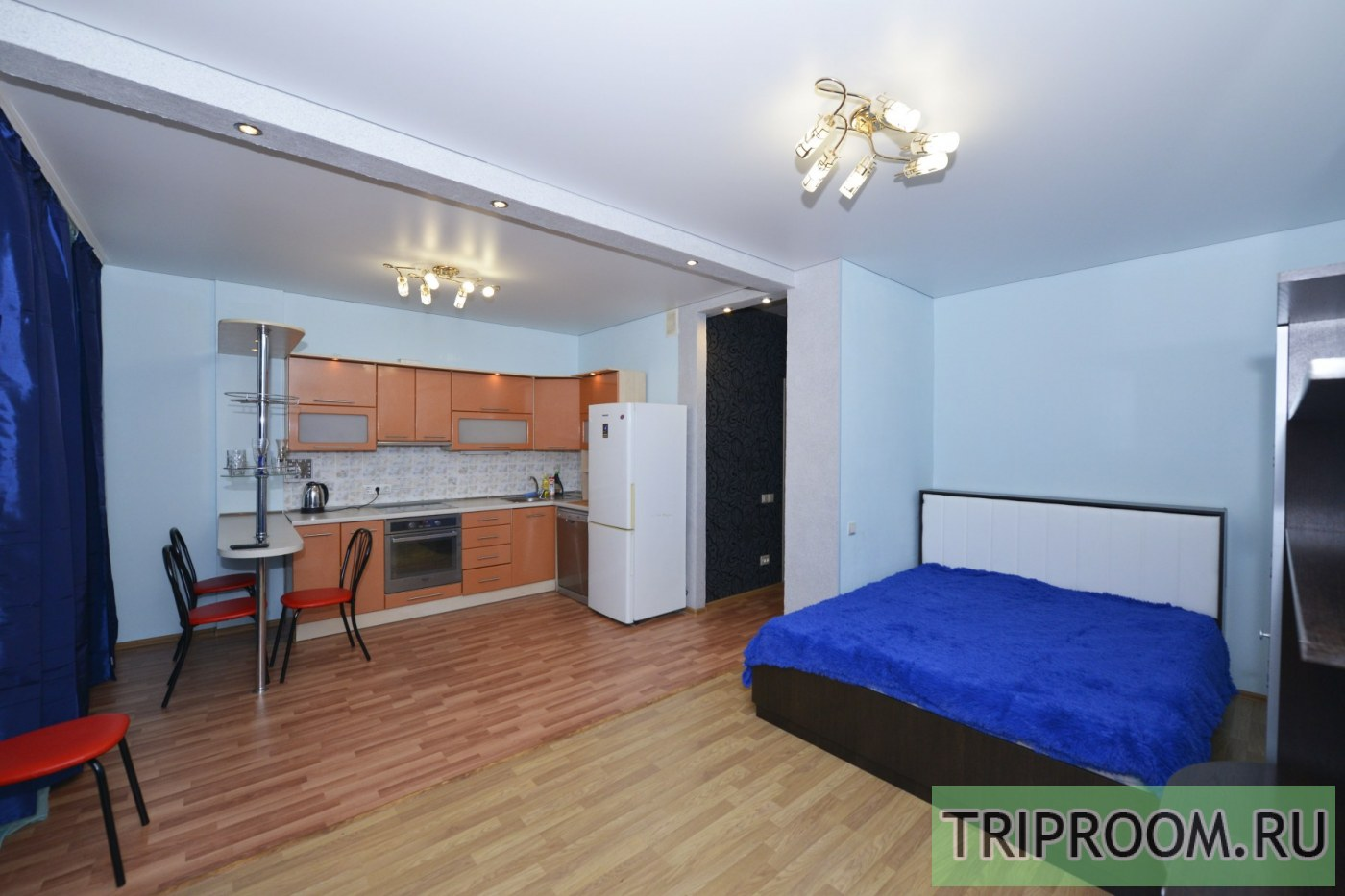 1-комнатная квартира посуточно (вариант № 40607), ул. Галущака улица, фото № 5