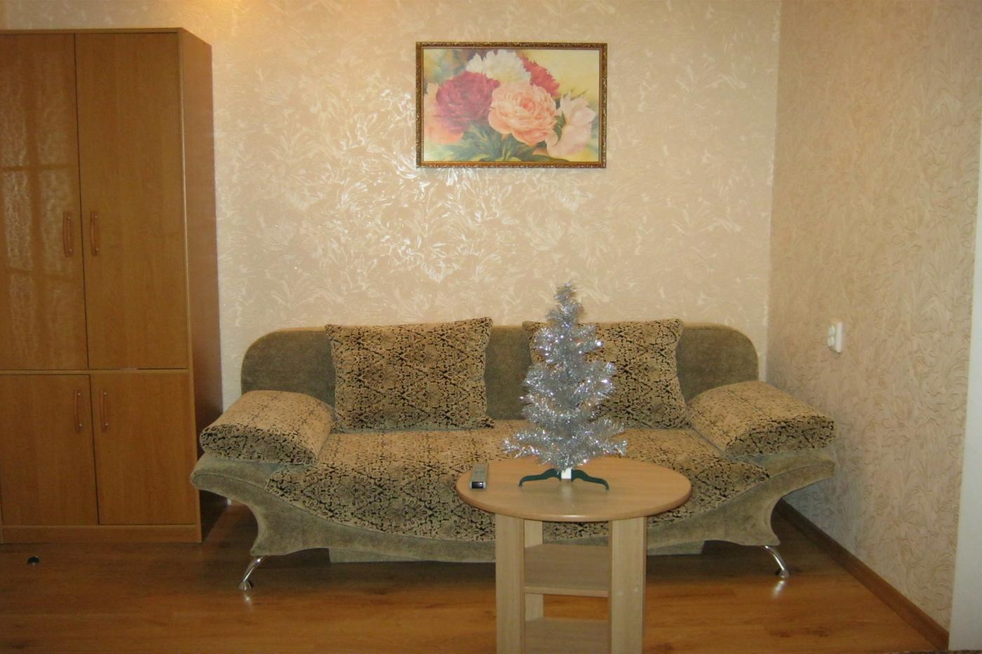 1-комнатная квартира посуточно (вариант № 1545), ул. Гоголя улица, фото № 2