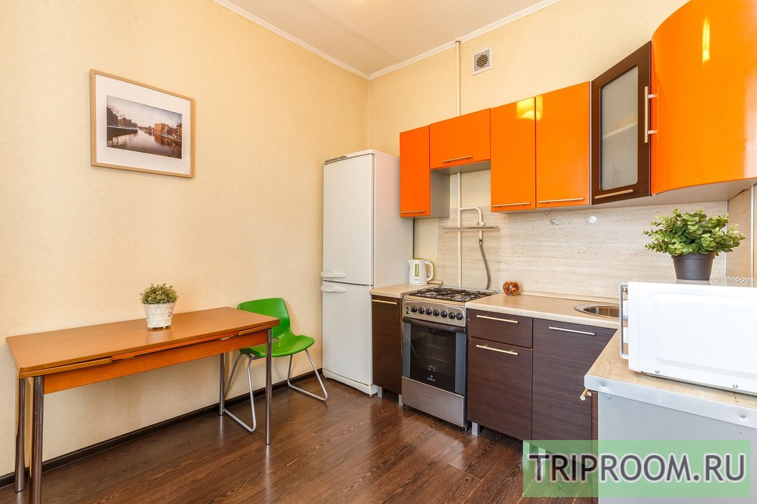1-комнатная квартира посуточно (вариант № 42136), ул. Шаболовка улица, фото № 8