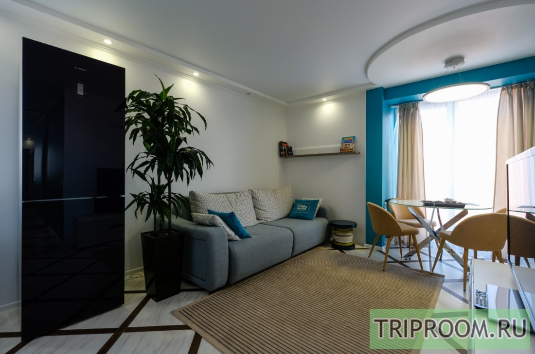 1-комнатная квартира посуточно (вариант № 61759), ул. Савиных, фото № 2