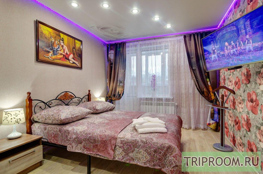 1-комнатная квартира посуточно (вариант № 56211), ул. Леонова улица, фото № 1
