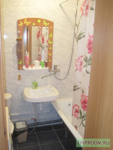 1-комнатная квартира посуточно (вариант № 44778), ул. Петухова улица, фото № 8