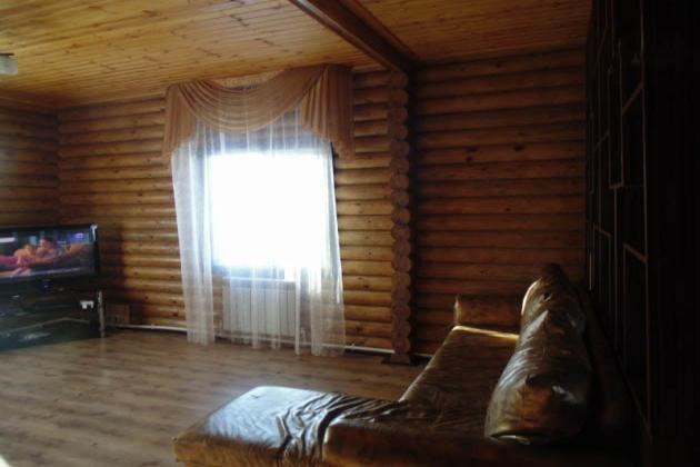 3-комнатный Коттедж посуточно (вариант № 511), ул. Дорожная улица, фото № 2