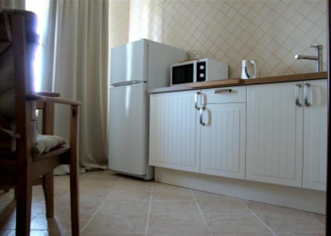 1-комнатная квартира посуточно (вариант № 66), ул. Рихарда Зорге улица, фото № 4