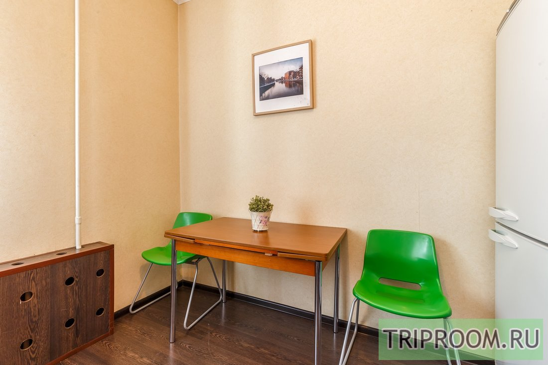 1-комнатная квартира посуточно (вариант № 42136), ул. Шаболовка улица, фото № 6