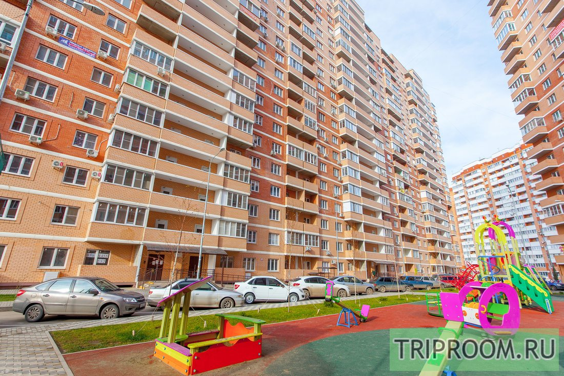 1-комнатная квартира посуточно (вариант № 61553), ул. улица Кореновская, фото № 13