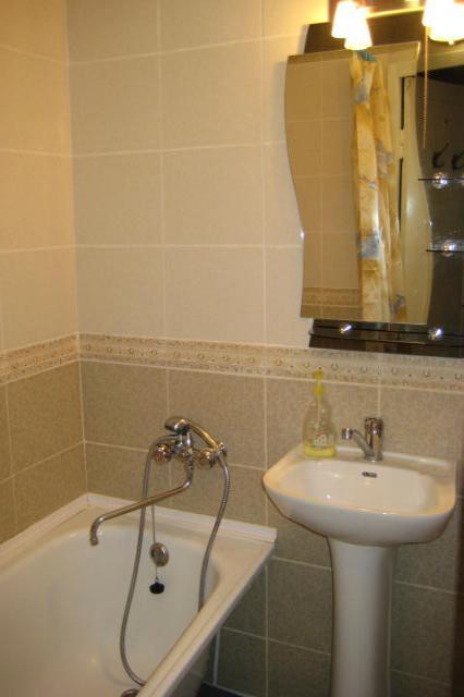 1-комнатная квартира посуточно (вариант № 852), ул. Октябрьской Революции проспект, фото № 6