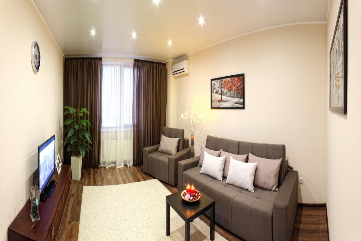 2-комнатная квартира посуточно (вариант № 1810), ул. Античный проспект, фото № 6