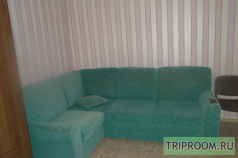 1-комнатная квартира посуточно (вариант № 45449), ул. Иркутский тракт, фото № 1