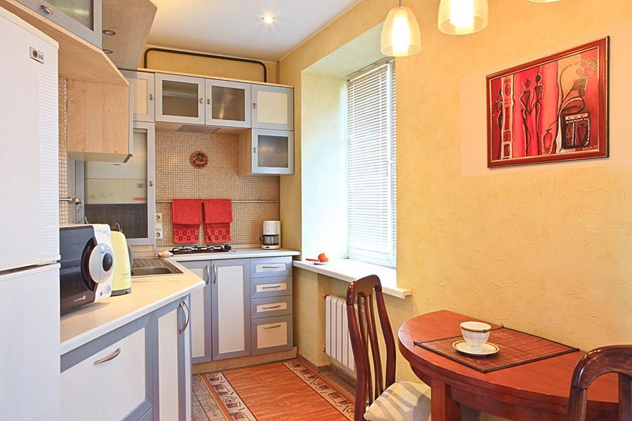 1-комнатная квартира посуточно (вариант № 781), ул. Советская улица, фото № 3