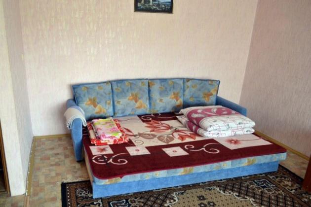1-комнатная квартира посуточно (вариант № 1891), ул. Канатчиков проспект, фото № 5