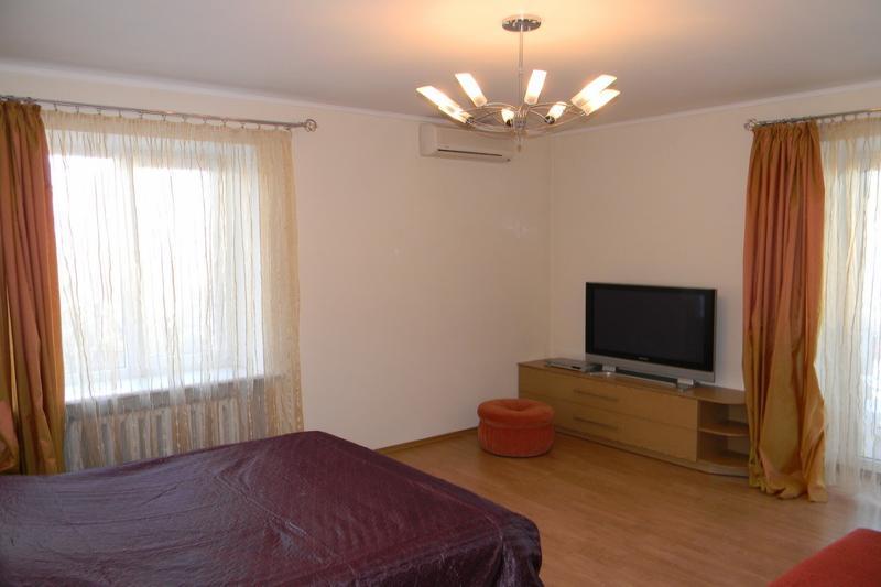 1-комнатная квартира посуточно (вариант № 1850), ул. Советская улица, фото № 3