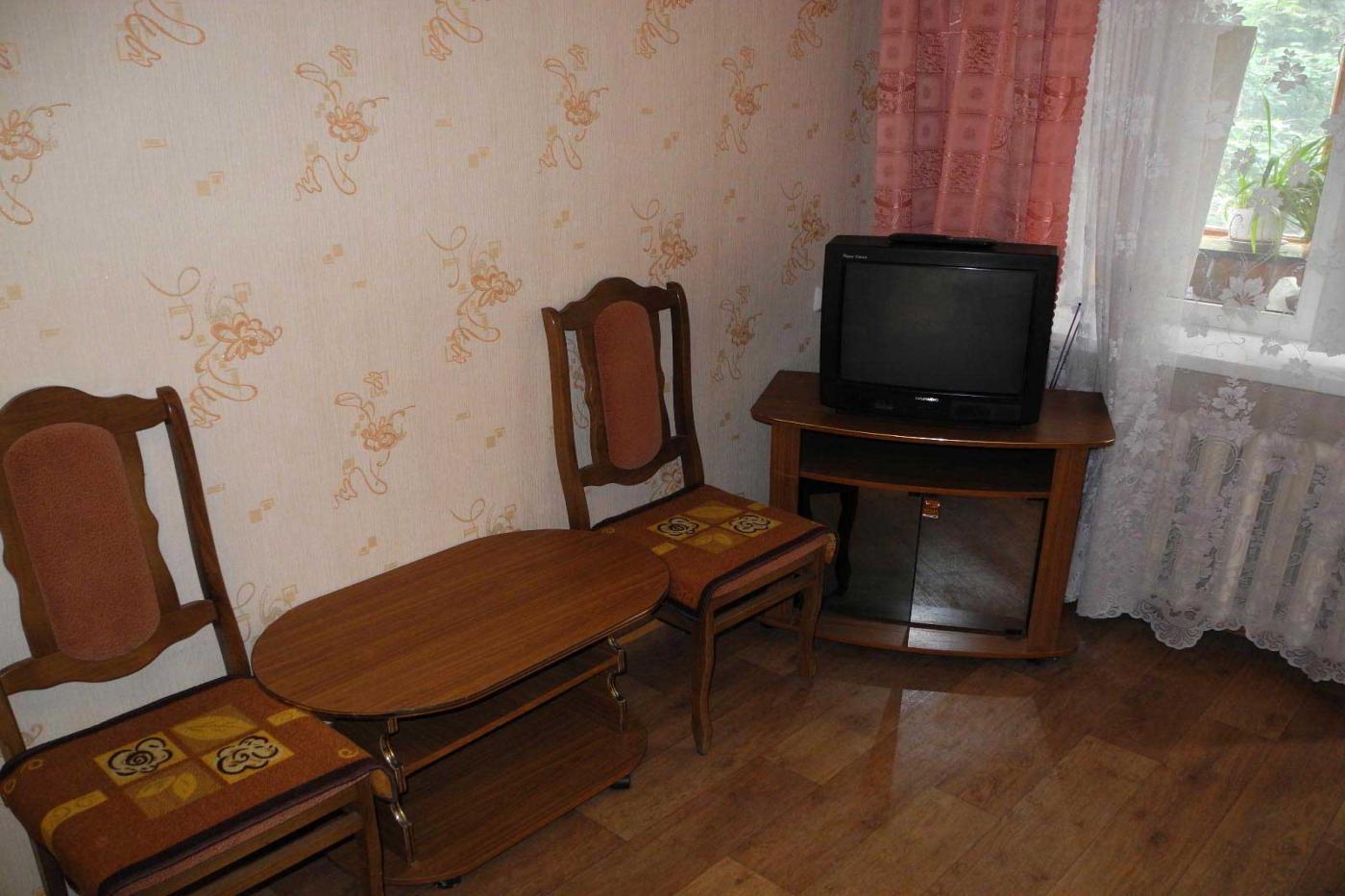 1-комнатная квартира посуточно (вариант № 3858), ул. Кольцовская улица, фото № 4