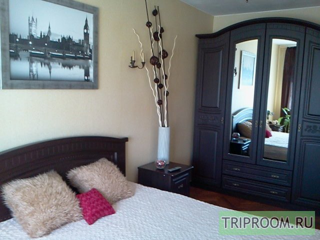 1-комнатная квартира посуточно (вариант № 28258), ул. Роз улица, фото № 1