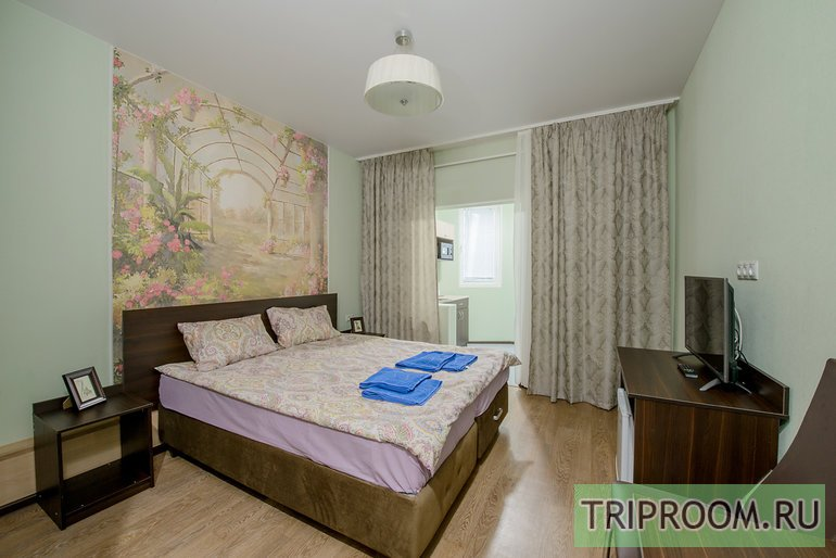 1-комнатная квартира посуточно (вариант № 44764), ул. Иосифа Каролинского улица, фото № 2