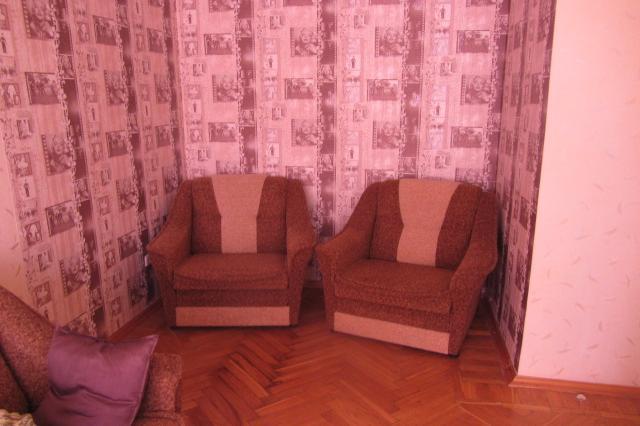 1-комнатная квартира посуточно (вариант № 2958), ул. Ленина проспект, фото № 4