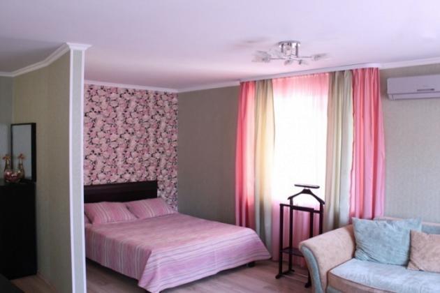 1-комнатная квартира посуточно (вариант № 3268), ул. Советская улица, фото № 2