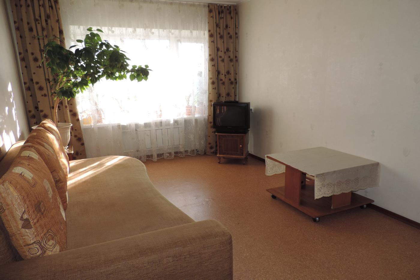 1-комнатная квартира посуточно (вариант № 3650), ул. Карла Маркса улица, фото № 5