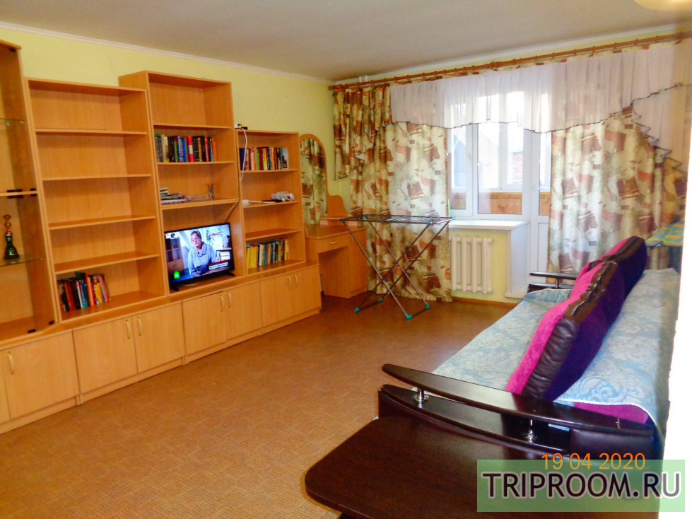 2-комнатная квартира посуточно (вариант № 62318), ул. Иркутский тракт, фото № 1