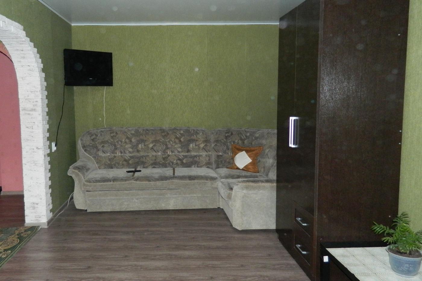 1-комнатная квартира посуточно (вариант № 1925), ул. Никитинская улица, фото № 4